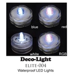 Re-usable Water-resistant LED Tea Light