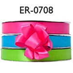 "7/8"" x 100 yards Single Face Satin Ribbon"