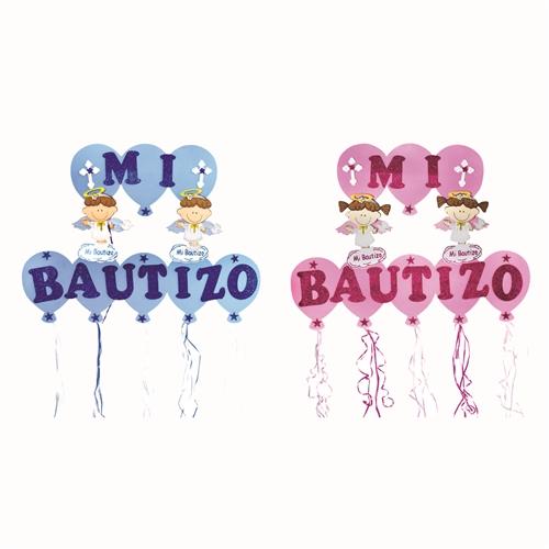 Foam Mi Bautizo Banner