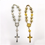 "7.25"" PEARL ROSARY"