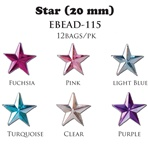 20mm Star Rhinestone