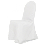Banquet Chair Cover White