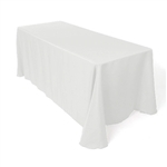 "Rectangular Table Cover 90"" X 132"""