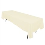 "Rectangular Table Cover 60"" X 126"""
