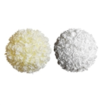 "10"" Foam Flower Ball"
