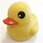 "6"" x 5"" x 5"" Large Yellow Plastic Duck"