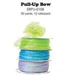 "1/8"" x 50 yards Center-Pull Bow Ribbon"