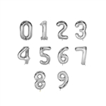 "16"" FOIL BALLOON - NUMBERS"